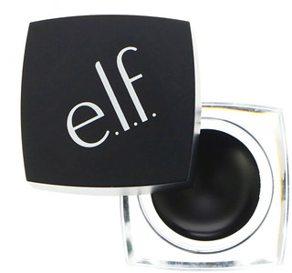 E.L.F. Cosmetics, Cream Eyeliner, Black, 0.17 oz (4.7 g)