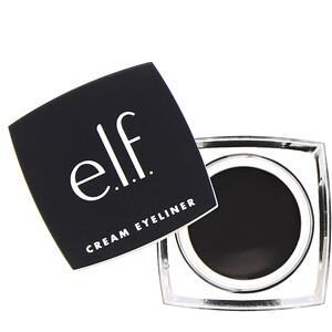 ЕЛФ Косметикс, Cream Eyeliner, Black, 0.17 oz (4.7 g) отзывы покупателей