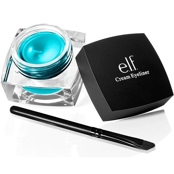 E.L.F. Cosmetics, Подводка для глаз, бирюзовый, 0,17 унции (4,7 г) (Discontinued Item)