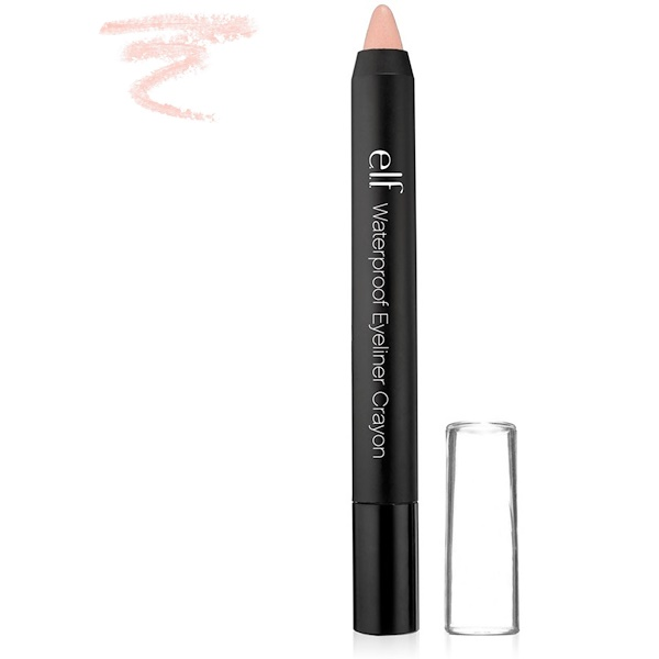 E.L.F., Studio Waterproof Eyeliner Crayon, Champagne, 0.07 oz (2 g) (Discontinued Item)