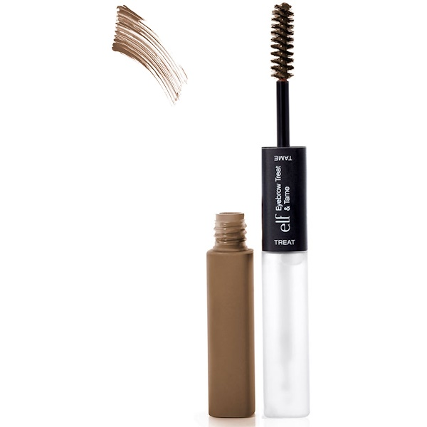 E.L.F., Studio, Eyebrow Treat & Tame, Clear/Dark, 0.17 oz (5 g) Each (Discontinued Item)