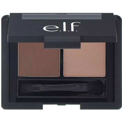 E.L.F. Eyebrow Kit, Gel & Powder, Light, 0.05 oz (1.4 g), 0.08 oz (2.3 g)