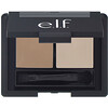 E.L.F., Eyebrow Kit, Gel & Powder, Ash, Gel 0.05 oz (1.4 g) Powder 0.08 oz. (2.3 g)