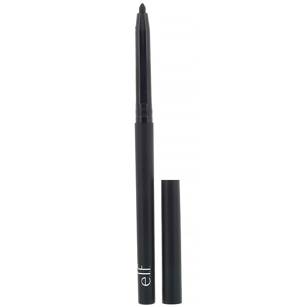 No Budge Retractable Liner, Black, 0.006 oz (0.18 g)
