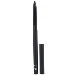 ЕЛФ Косметикс, No Budge Retractable Liner, Black, 0.006 oz (0.18 g) отзывы покупателей