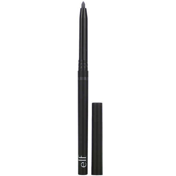 No Budge Retractable Eyeliner, Waterproof, Charcoal, 0.006 oz (0.18 g)