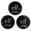 E.L.F., Primer Trio, набор праймеров, 3шт., 4г (0,14унции) каждый
