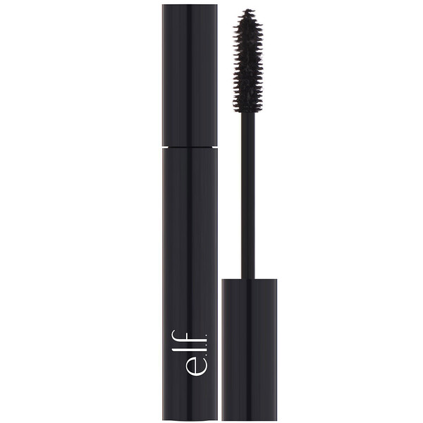 Mineral Infused Mascara, Black, 0.25 fl oz (7.5 ml)