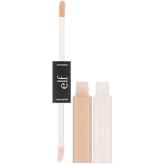 E.L.F. Cosmetics, Under Eye Concealer & Highlighter, Glow/Light, 0.17 oz (5 g)/0.17 oz (5 g)