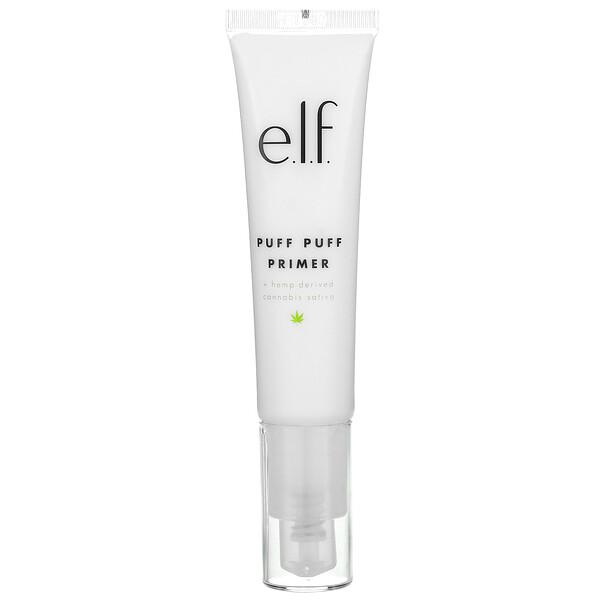Puff Puff Primer, Nourishing Face Primer, 1.01 fl oz (30 ml)
