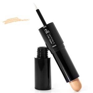 ЕЛФ Косметикс, Eye Primer & Liner Sealer, Clear/Natural, 0.09 oz (2.5 g)/0.14 oz (4 g) отзывы покупателей