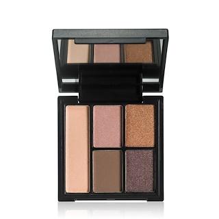 E.L.F. Cosmetics, クレイ・アイシャドウ・パレット、サタデー・サンセット、0.26オンス(7.5 g)