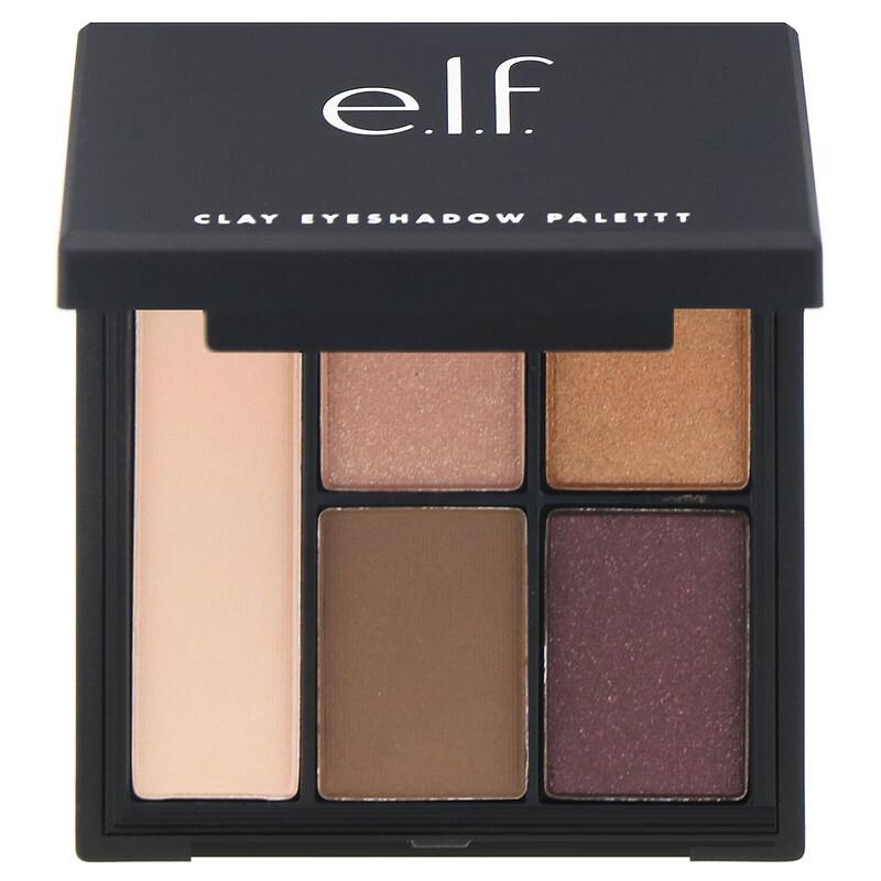 Clay Eyeshadow Palette, Saturday Sunsets, 0.26 oz (7.5 g )