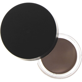 E.L.F. Cosmetics, Lock On, Liner And Brow Cream, Medium Brown, 0.19 oz (5.5 g)