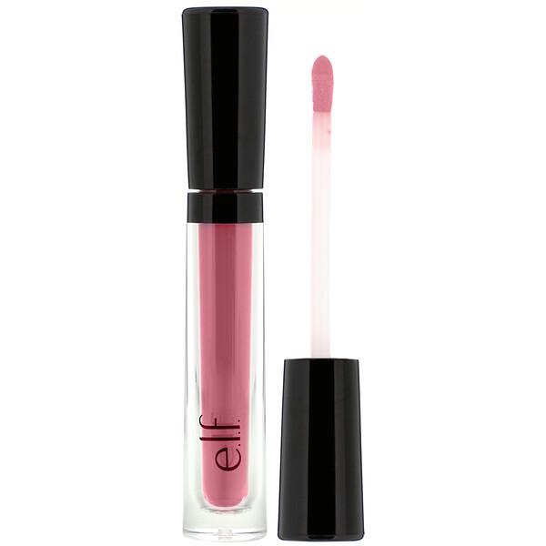 E.L.F., Tinted Lip Oil, Pink Kiss, 0.10 fl oz (3 ml) (Discontinued Item)