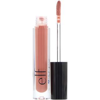 E.L.F. Cosmetics, ملمع الشفاه، موكا تويست، 0.09 أوقية سائلة (2.7 مل)