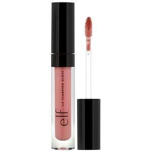 ЕЛФ Косметикс, Lip Plumping Gloss, Mocha Twist, 0.09 oz (2.7 g) отзывы покупателей