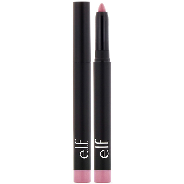 E.L.F., Studio Matte Lip Color, Tea Rose, 0.06 oz (1.8 g) (Discontinued Item)