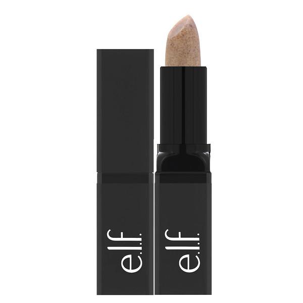 E.L.F. Cosmetics, Studio Lip Exfoliator, Clear/Brown Sugar, 0.16 oz (4.4 g)
