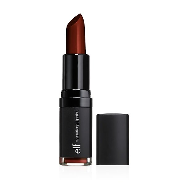 E.L.F., Moisturizing Lipstick, Bordeaux Beauty, 0.11 oz (3.2 g) (Discontinued Item)