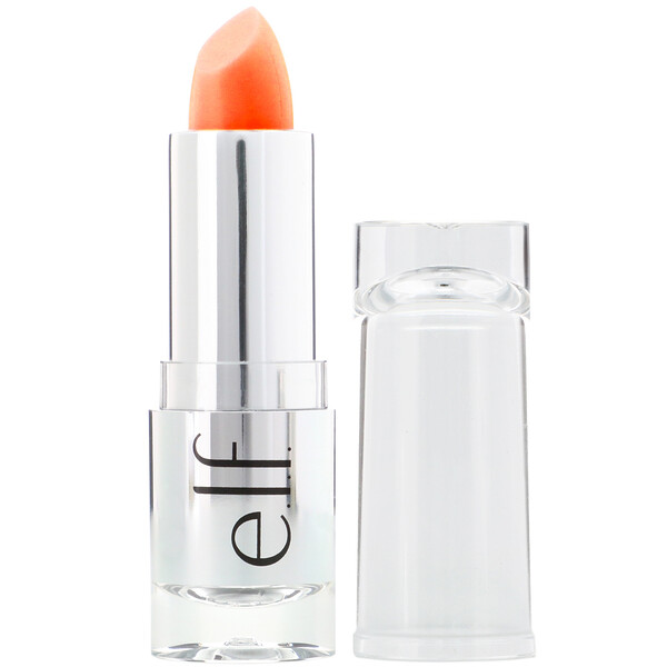 E.L.F., Gotta Glow Lip Tint, Perfect Peach, 0.13 oz (3.8 g)