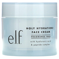 E.L.F., Holy Hydration! Face Cream, Fragrance Free, 1.8 oz (50 g)