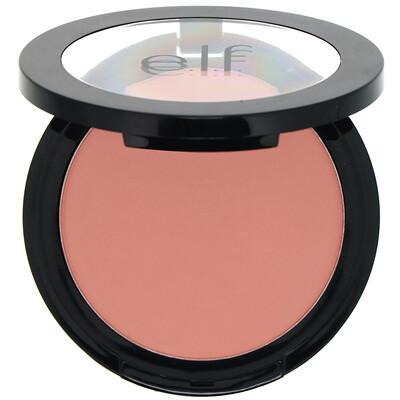 Купить E.L.F. Primer-Infused Blush, румяна с праймером, натуральный розовый, 10г (0, 35унции)