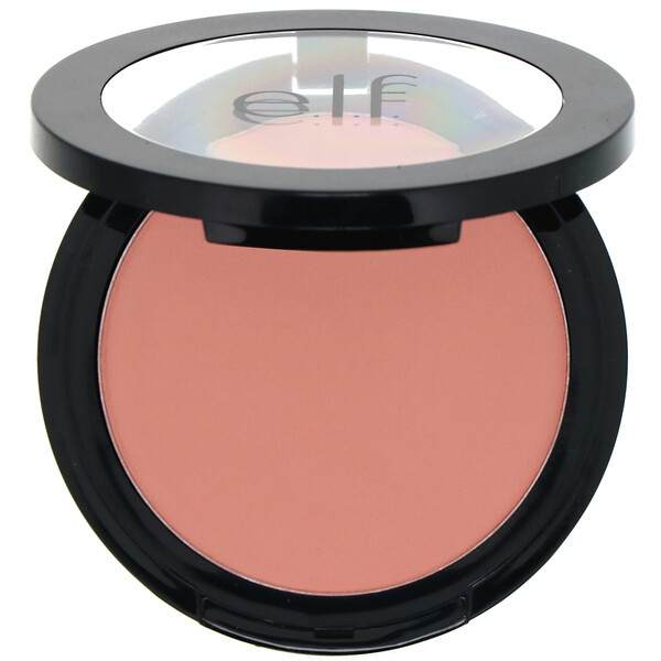 E.L.F., Primer-Infused Blush, Always Cheeky, 0.35 oz (10 g)