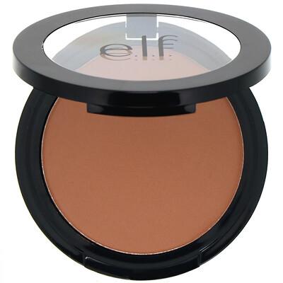 Купить E.L.F. Primer-Infused Bronzer, бронзер с праймером, оттенок Forever Sunkissed, 10г (0, 35унции)
