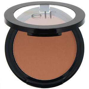 ЕЛФ Косметикс, Primer-Infused Bronzer, Forever Sunkissed, 0.35 oz (10 g) отзывы покупателей
