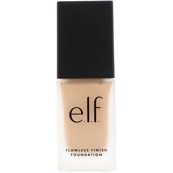 Flawless Finish Foundation, Oil Free, Sand, 0.68 fl oz (20 ml)