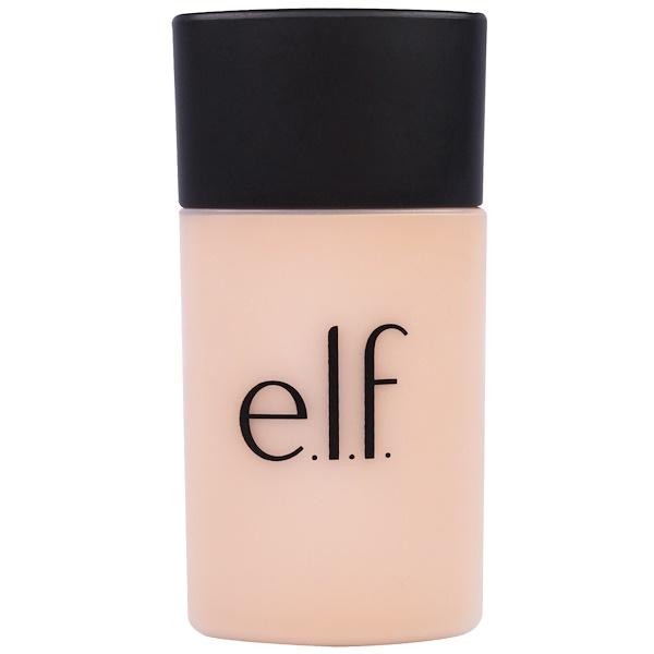 E.L.F., Acne Fighting Foundation, Buff, 1.21 fl oz (36 ml) (Discontinued Item)