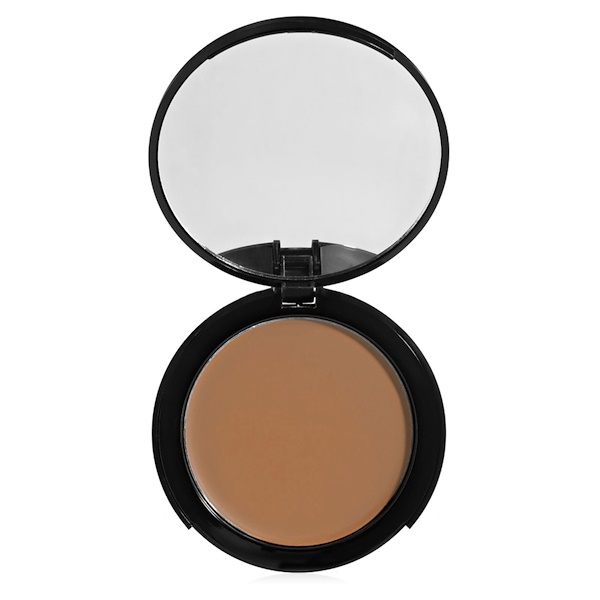 E.L.F. Cosmetics, HD Mattifying Cream Foundation, Oil-Free, Almond, 0.34 oz (9.5 g) (Discontinued Item)