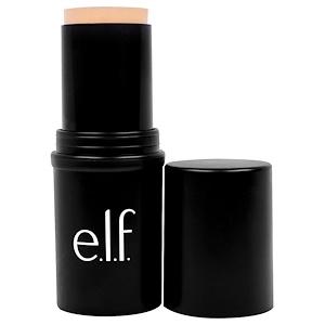 ЕЛФ Косметикс, Moisturizing Foundation Stick, Nude, 0.49 oz (14 g) отзывы покупателей