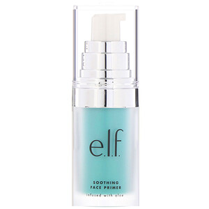 ЕЛФ Косметикс, Soothing Face Primer, 0.47 fl oz (14 ml) отзывы покупателей