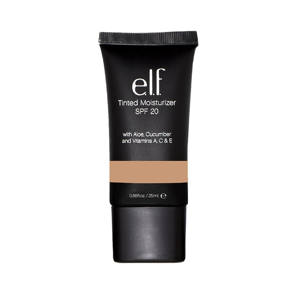 E.L.F., Tinted Moisturizer, SPF 20, Beige, 0.85 fl oz (25 ml) (Discontinued Item)