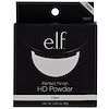 E.L.F. Cosmetics, Perfect Finish, HD Powder, Clear, 0.28 oz (8 g)