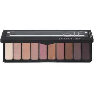 E.L.F., Rose Gold Eyeshadow Palette, Nude, 0.49 oz (14 g)