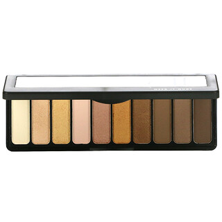 E.L.F., Need It Nude، مجموعة ألوان تظليل العين باللون البيج، 0.49 أونصة (14 جم)