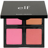 E.L.F., Blush Palette, Light, Powder, 0.48 oz (13.6 g)