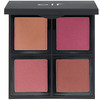 E.L.F., Blush Palette, Dark, Powder, .56 oz (16 g)