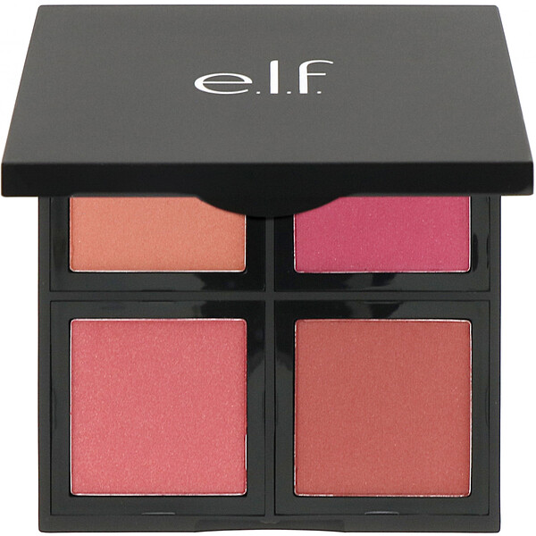 Blush Palette, Dark, Powder, .56 oz (16 g)