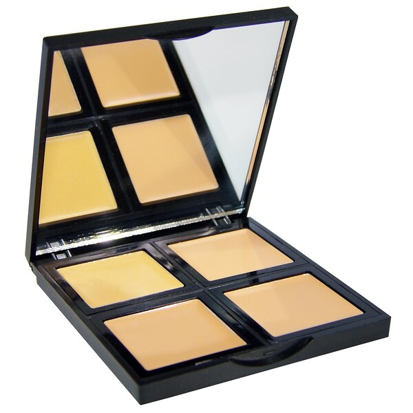 E.L.F., Foundation Palette, Fair/Light, 0.43 oz (12.4 g) (Discontinued Item)