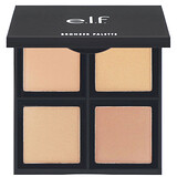 Отзывы о E.L.F., Bronzer Palette, Bronze Beauty , 0.56 oz (16 g)