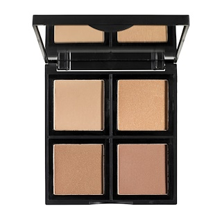 E.L.F. Cosmetics, Bronzer Palette, Bronze Beauty, 0.56 oz (16 g)