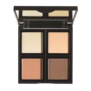 E.L.F. Cosmetics, 윤곽 팔레트, 4 셰이드, 0.56 온스 (16 g)