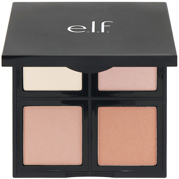 E.L.F., Illuminating Palette, Powder, .56 oz (16 g)