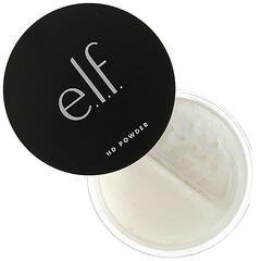 E.L.F., 高清散粉,透明,0.28盎司(8克)