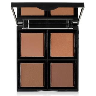 E.L.F. Cosmetics, 브론저 팔레트, 딥 브론저, 0.42 oz (12 g)