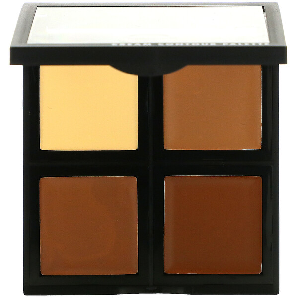 Cream Contour Palette, 4 Shades, 0.43 oz (12.4 g)